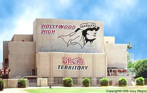 HollywoodHighMural