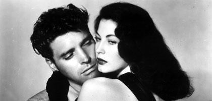 A young Burt Lancaster, in The Killers