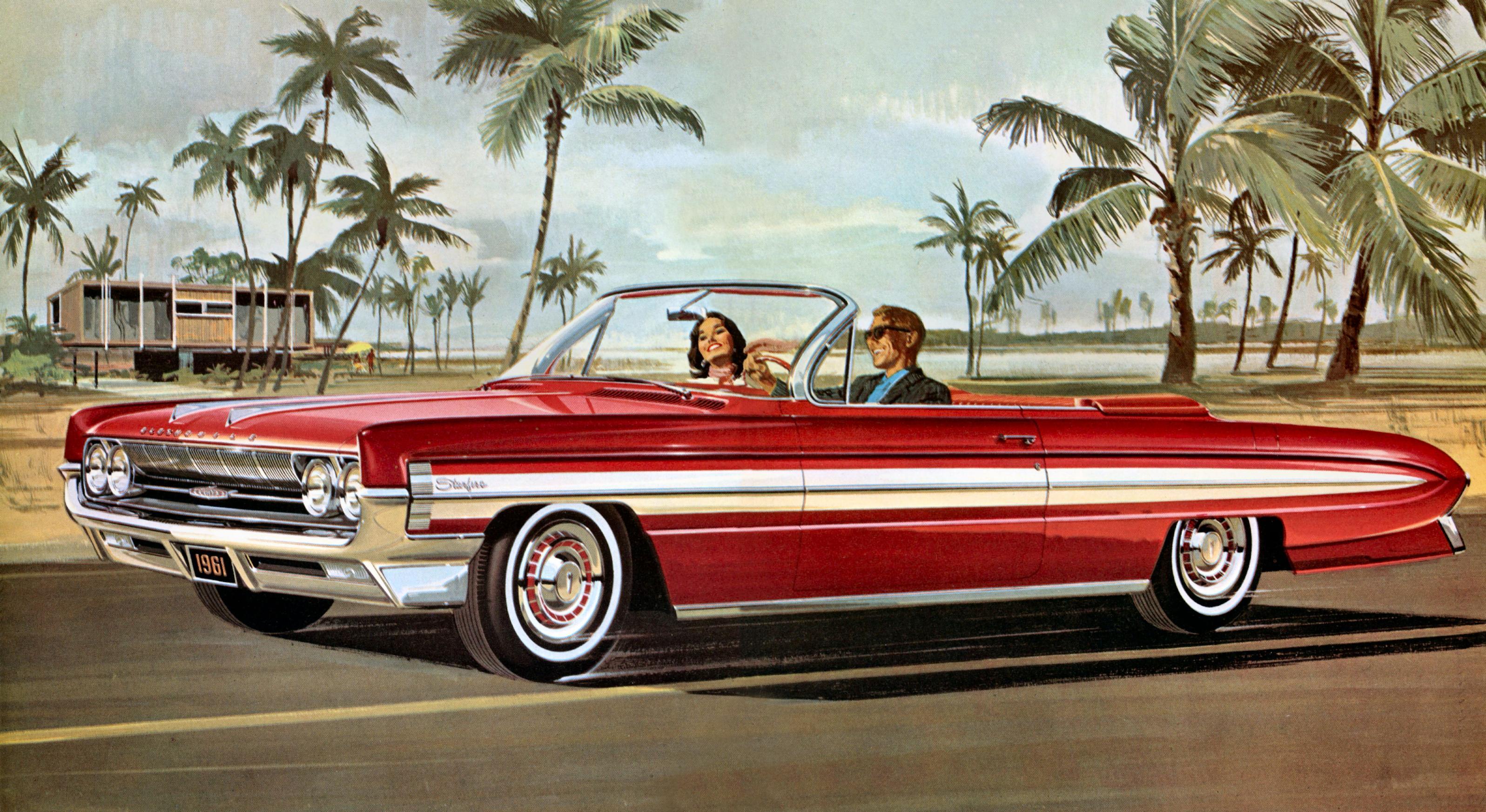 """Результат пошуку зображень за запитом """"Oldsmobile 1961."""""""