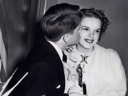 Kissing Judy Garland