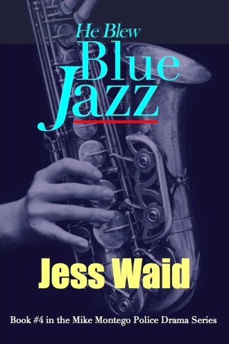 BLUE JAZZ Front Cover