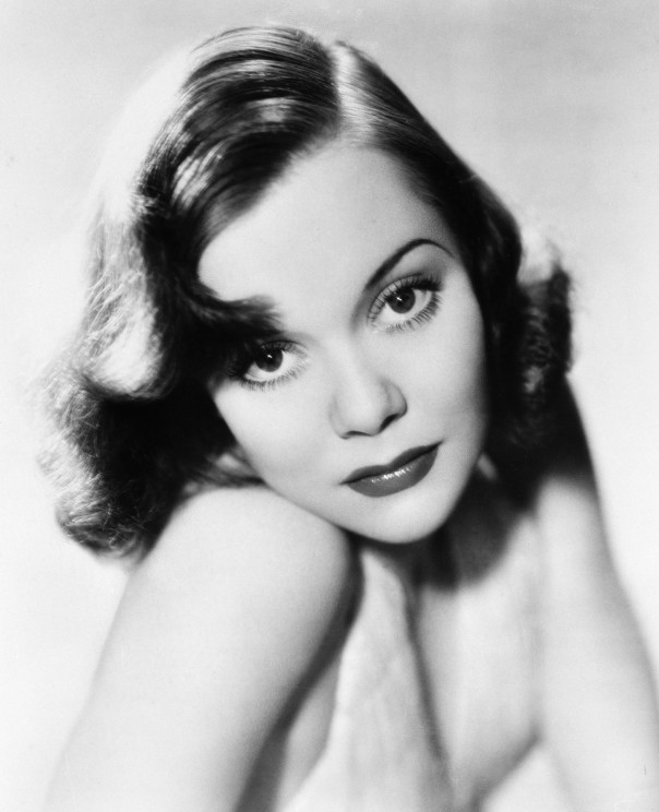 Portrait of Jane Wyman