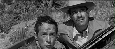 Matthau and George Kennedy